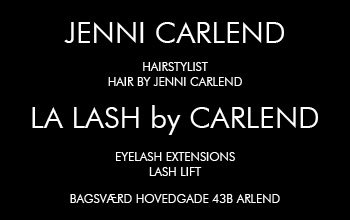 Hair by Jenni Carlend