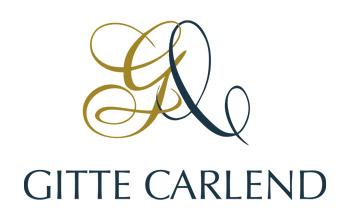 Gitte Carlend – Premium Design & Interiør.