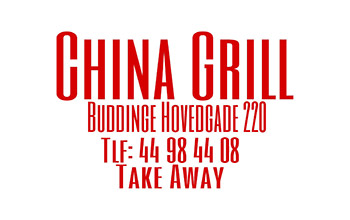 China Grill Bagsværd